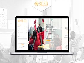 Identidad Visual Associació SEER