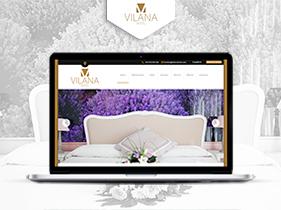 Desarrollo WordPress Vilana Hotel