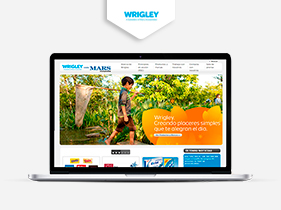 Mantenimiento multimedia Wrigley Spain